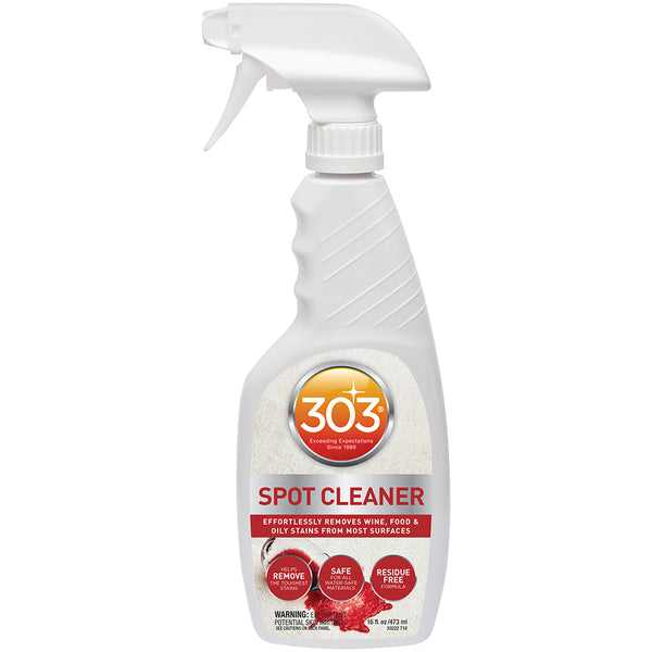 303 Spot Cleaner with Trigger Sprayer - 16oz *Case of 12* [30222CASE]