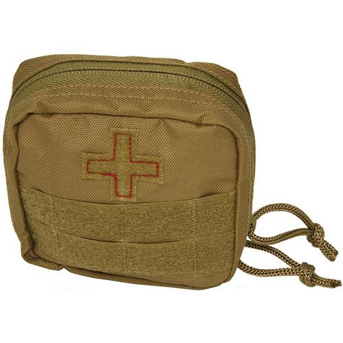 Red Rock Soldier Individual First Aid Kit - Coyote