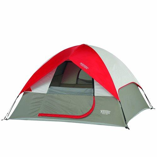 Wenzel Ridgeline Dome Tent 3 Person 7ft x 7ft x 50 In.