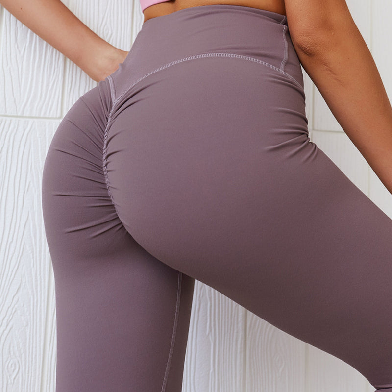 Scrunch Butt Lift peach butt Fitness Pants Yoga Pants