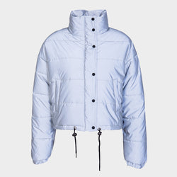 Oversize Short Jacket Glow In Dark