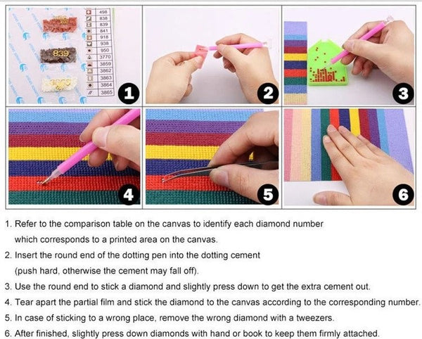 Diamond Painting for Beginners