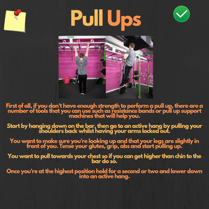 How To Perform a Proper Pull Up