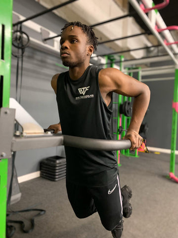 Bar Techniques Workout Vest