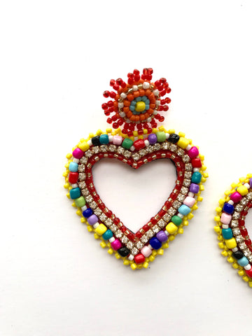 Multicolor Heart - limited edition