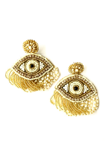 CASCADE EYE - Luxury beads -