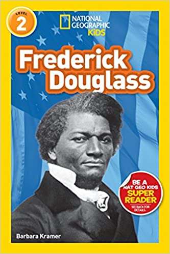 National Geographic Readers: Frederick Douglass
