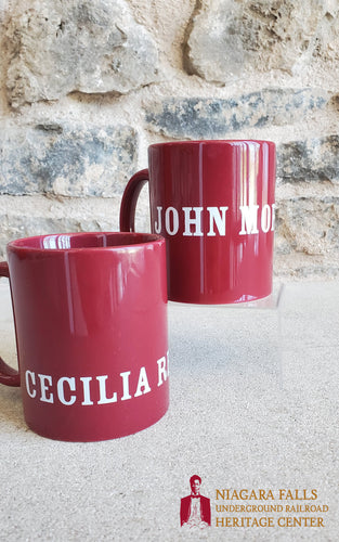 Heritage Center Freedom Seeker Mugs