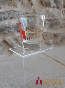 Heritage Center Shot Glass