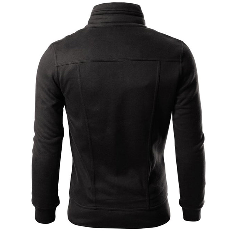 New Handsome Men's Slim Comfortable Popular Tracksuits Casual Jackets