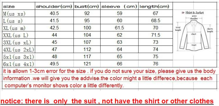 New Spring Autumn Mens Single Breasted Slim Fit Casual Sport Jacket Plus Size