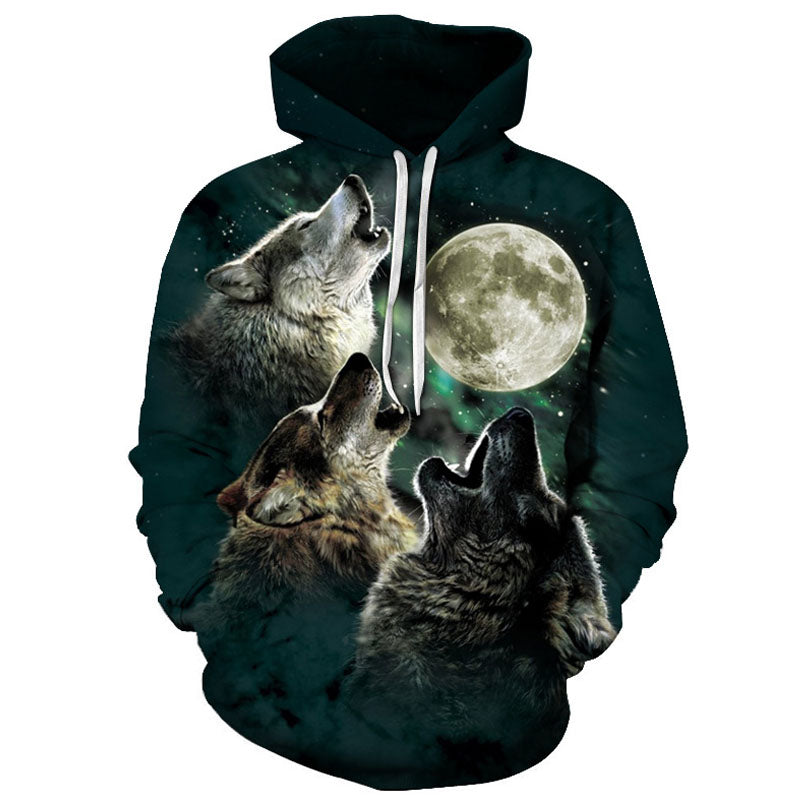 New Winter Mens Skull Poker 3D Hoodies Funny Rock Tracksuits Casual Pullover Sweatshirts