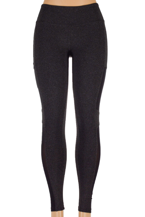 Heather Grey Conceal Lifestyle Legging
