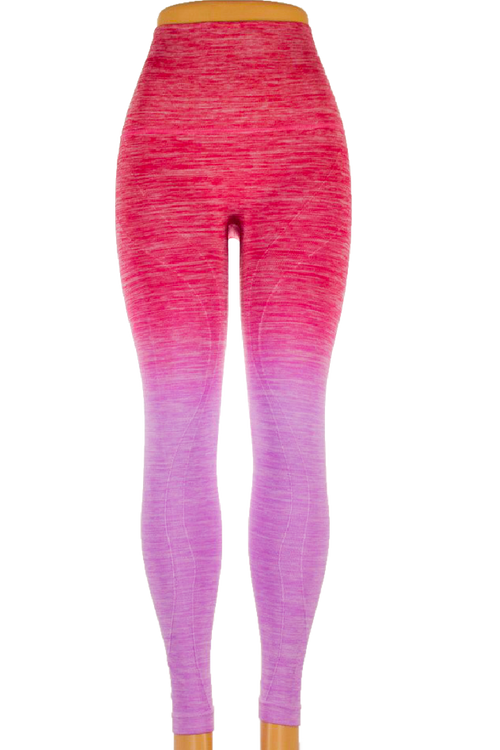 Pink Ombre Legging