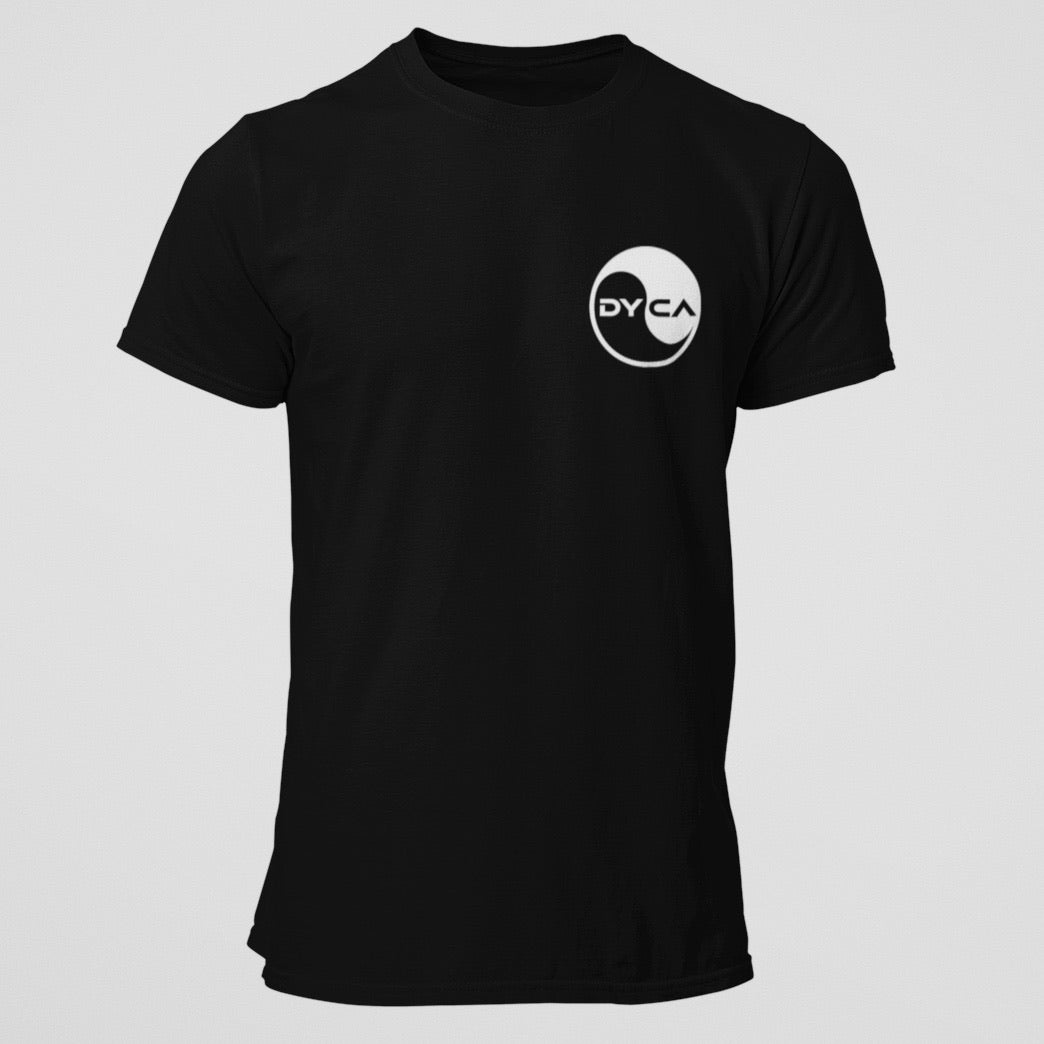 Ying Yang Tattoo crew neck