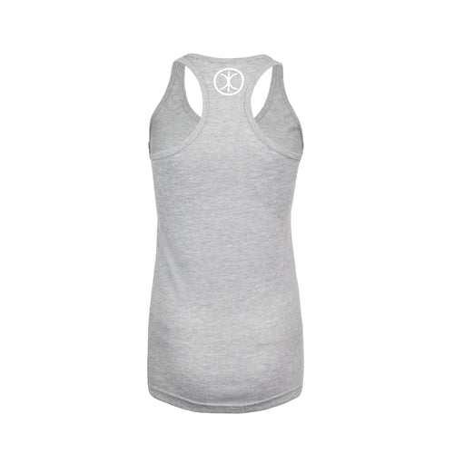 Slim Fit Grey Women's Racerback Tank