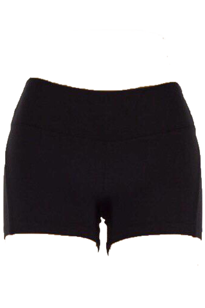 Black Classic Performance Short