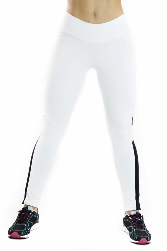 White Conceal Lifestyle Legging