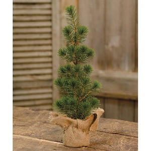 "Aspen Pine 17"" Table Tree"