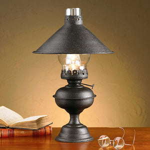 Hartford Electric Lamp With Shade