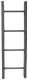 "Country Ladder 24"" Black Ladder"