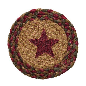 Cinnamon Star Coaster Set