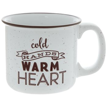 Cold Hands Warm Heart Mug