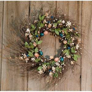 "Country Spring 20""  Wreath"