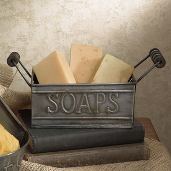 Lil' Farmhouse Soap Holder