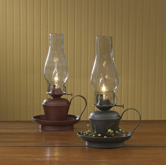 Antique Look Electric Oil Lamp from Park Designs