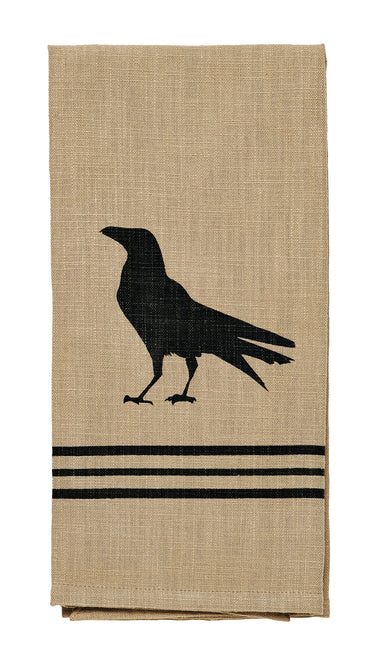 Olde Crow Dishtowel