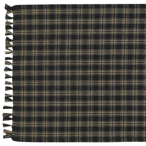 "Black 36"" Sturbridge Table Runner by Park Designs"