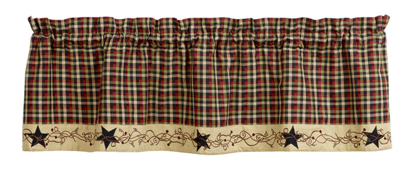 Tangled Berries Window Valance