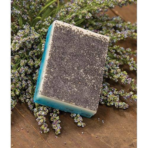 Peppermint Poppy Seed