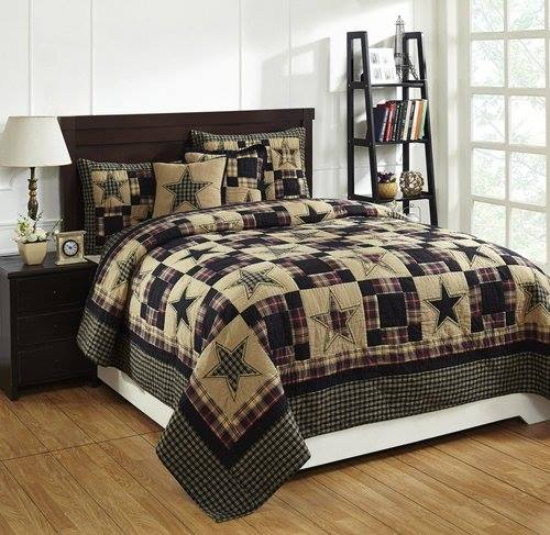 Revere Queen 3 Pc Quilt Set