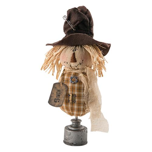 Simon Salvage Scarecrow