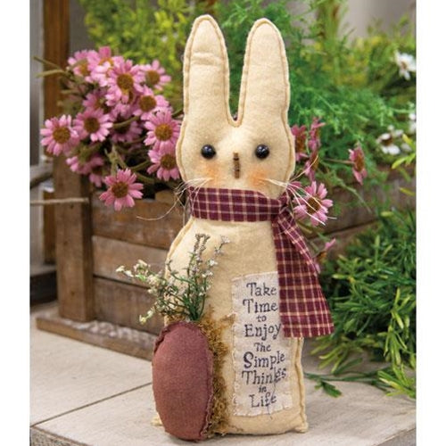 Simple Things Primitive Bunny