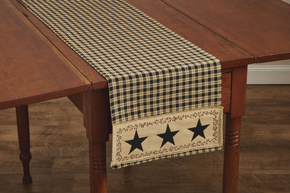 Star Patch Table Runner
