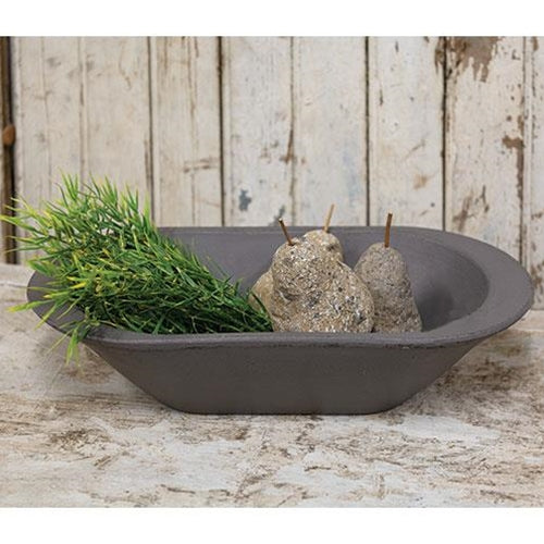 Decorative Stoneware Bread Pan