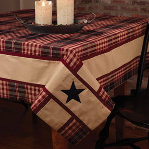 Village Star Tablecloth