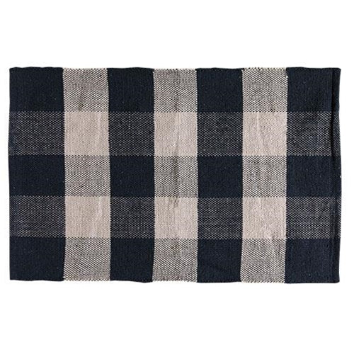 Waverly Checkered Farmhouse Rug