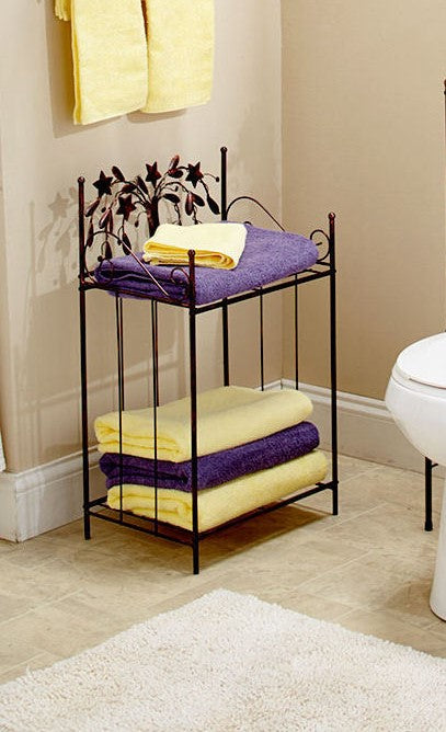Willow Tree Towel Stacker