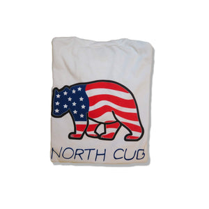 The Patriotic Tee-North Cub