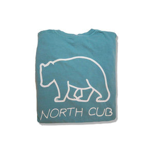 The Seafoam Tee-North Cub