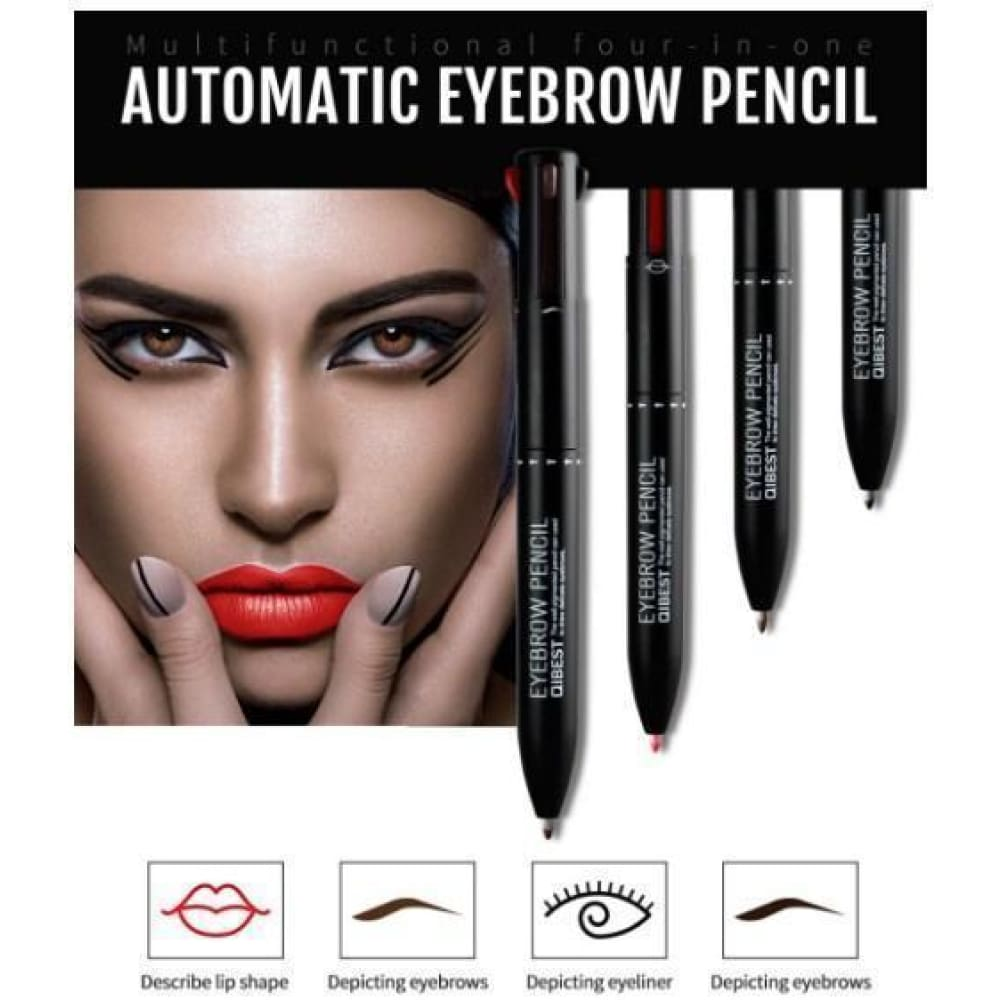 4 in 1 Makeup Pen Custom Made 2018