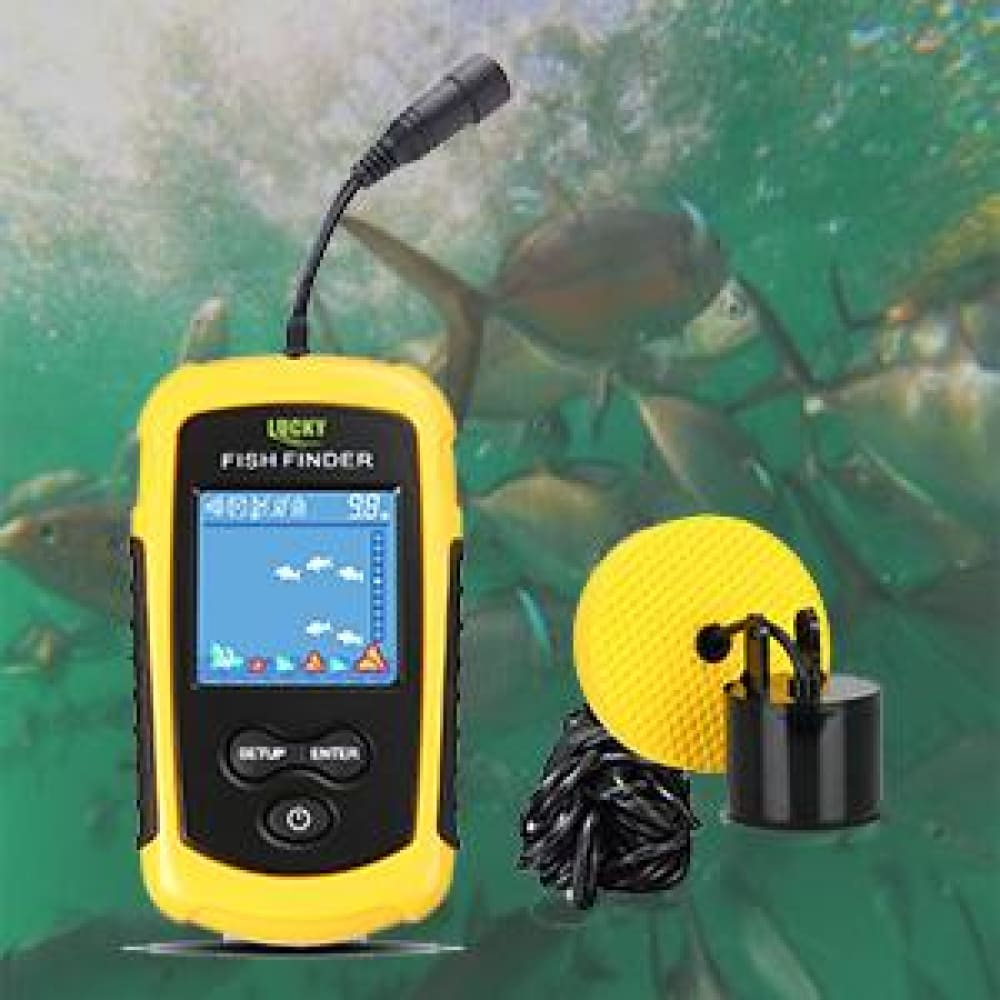 Fish Finder Custom Made 2019