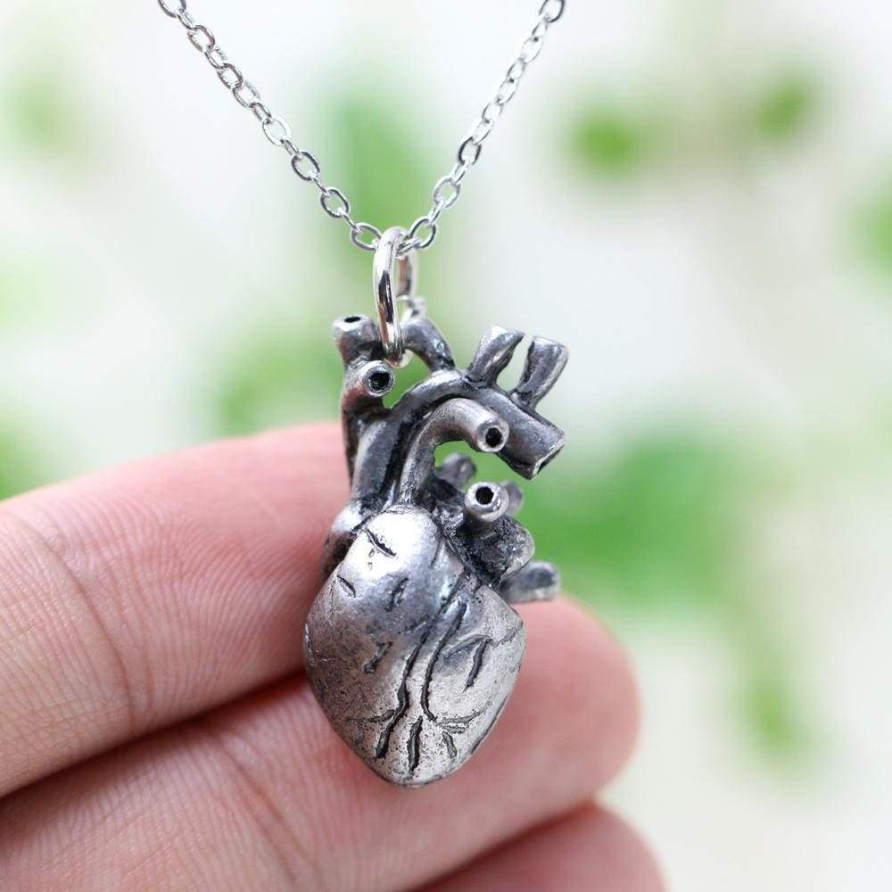 heartless necklace Custom Made 2018