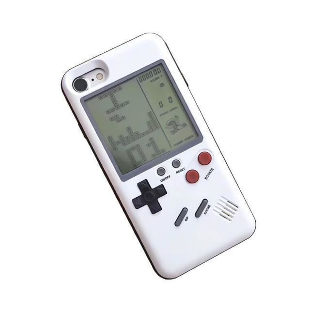 Retro Gaming iPhone Case Custom Made 2018