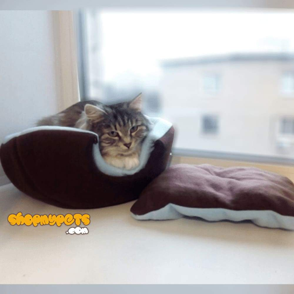 Soft Warm Cat Dog Bed House Sleeping Custom Made 2018