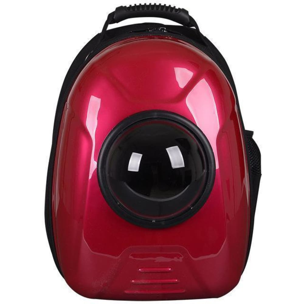Space Capsule Shaped Pet Carrier Breathable backpack Custom Made 2018